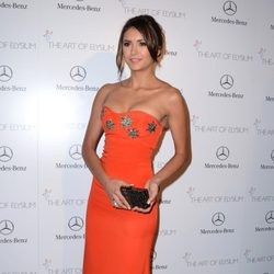 Nina Dobrev en la Heaven Gala 2014