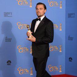 Leonardo DiCaprio, mejor actor de comedia en los Globos de Oro 2014