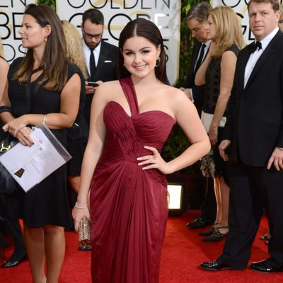 Ariel Winter en la alfombra roja de los Globos de Oro 2014