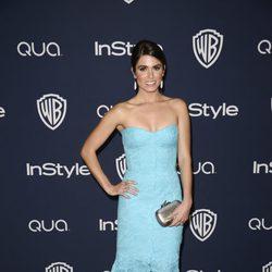 Nikki Reed en la fiesta Warner Bros. tras la entrega de los Globos de Oro 2014