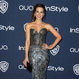 Kate Beckinsale en la fiesta Warner Bros. tras los Globos de Oro 2014