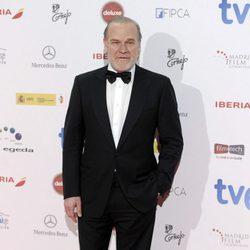 Lluís Homar en los Premios José María Forqué 2014