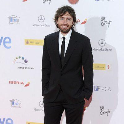 Daniel Sánchez Arévalo en los Premios José María Forqué 2014