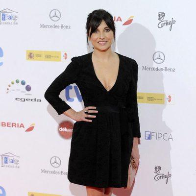Marián Álvarez en los Premios José María Forqué 2014