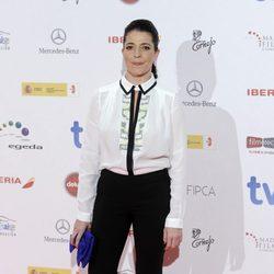 Nora Navas en los Premios José María Forqué 2014
