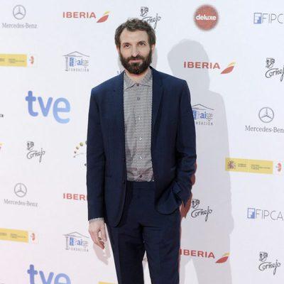 Julián Villagrán en los Premios José María Forqué 2014