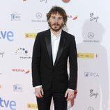 Rubén Ochandiano en los Premios José María Forqué 2014