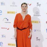Manuela Vellés en los Premios José María Forqué 2014