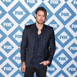 Chord Overstreet en la presentación de la temporada 2014 de Fox