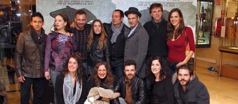 Miembros del equipo de 'Asier y yo'