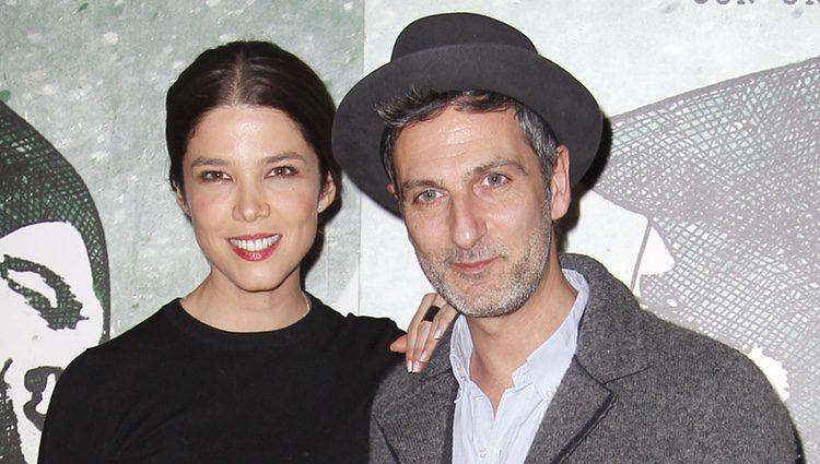Ernesto Alterio y Juana Acosta en la presentación de 'Asier y yo'