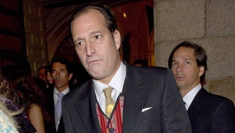 Juan Gómez-Acebo, hijo de la Infanta Pilar