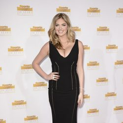 Kate Upton en la fiesta del 50 aniversario del número de baño de Sports Illustrated