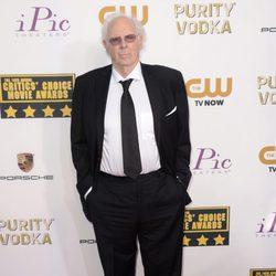Bruce Dern en la alfombra roja de los Critics' Choice Movie Awards 2014