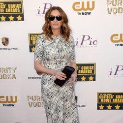 Julia Roberts en la alfombra roja de los Critics' Choice Movie Awards 2014