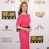 Amy Adams en la alfombra roja de los Critics' Choice Movie Awards 2014