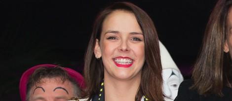 Pauline Ducruet en el Festival Internacional de Circo de Monte-Carlo 2014