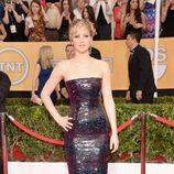 Jennifer Lawrence en los Premios del Sindicato de Actores 2014