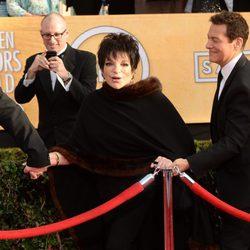 Liza Minnelli en los Premios del Sindicato de Actores 2014