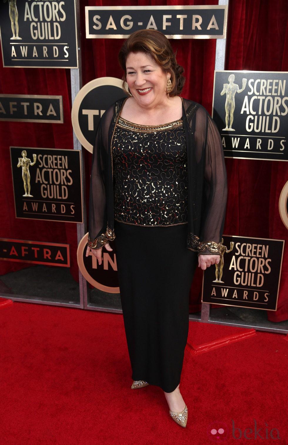 Margo Martindale en los Premios del Sindicato de Actores 2014
