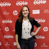 Molly Shannon a su llegada al festival de cine 'Sundance' 2014