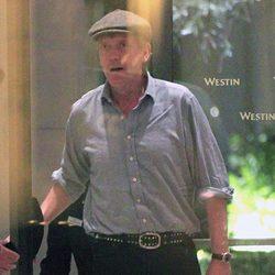 Hugh Laurie en Valencia para el rodaje de 'Tomorrowland', ambicioso proyecto de Disney