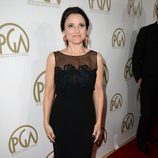 Julia Louis-Dreyfus en la gala de entrega de los Producers Guild Awards 2014