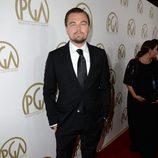 Leonardo DiCaprio en la gala de entrega de los Producers Guild Awards 2014