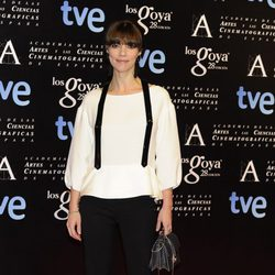 Maribel Verdú en la fiesta de nominados a los premios Goya 2014