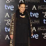 Terele Pávez en la fiesta de nominados a los premios Goya 2014
