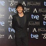 Javier Pereira en la fiesta de nominados a los premios Goya 2014