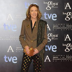 Susi Sánchez en la fiesta de nominados a los premios Goya 2014