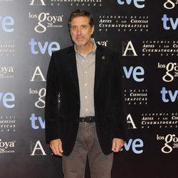 Emilio Aragón en la fiesta de nominados a los premios Goya 2014