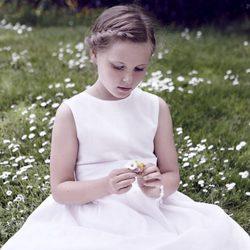 Ingrid Alexandra de Noruega posa en el jardín por su 10 cumpleaños