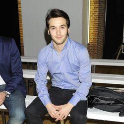 Ricardo Gómez en la tercera jornada de Madrid Fashion Show Men 2014