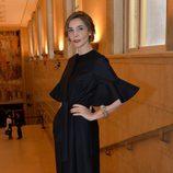 Clotilde Courau en el desfile de Alta Costura de Elie Saab de París primavera/verano 2014
