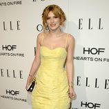 Bella Thorne en la fiesta Elle Mujeres de televisión 2014
