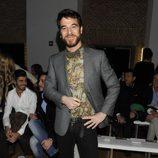 Alfonso Bassave en la clausura de Madrid Fashion Show Men 2014