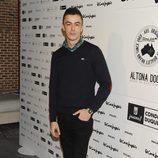 Víctor Palmero en la clausura de Madrid Fashion Show Men 2014