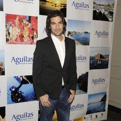 Hugo Salazar en los Premios del Ayuntamiento de Águilas