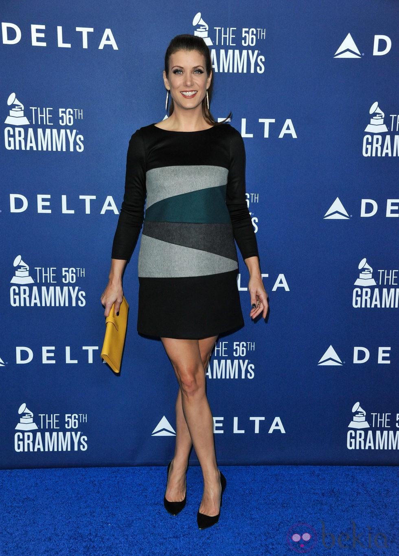 Kate Walsh en una fiesta pre-Grammy 2014 organizada por Delta Airlines