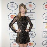 Taylor Swift en la fiesta Pre-Grammy 2014 de Clive Davis
