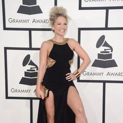 Cara Quici en los Grammy 2014