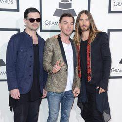 30 Seconds to Mars en los Grammy 2014