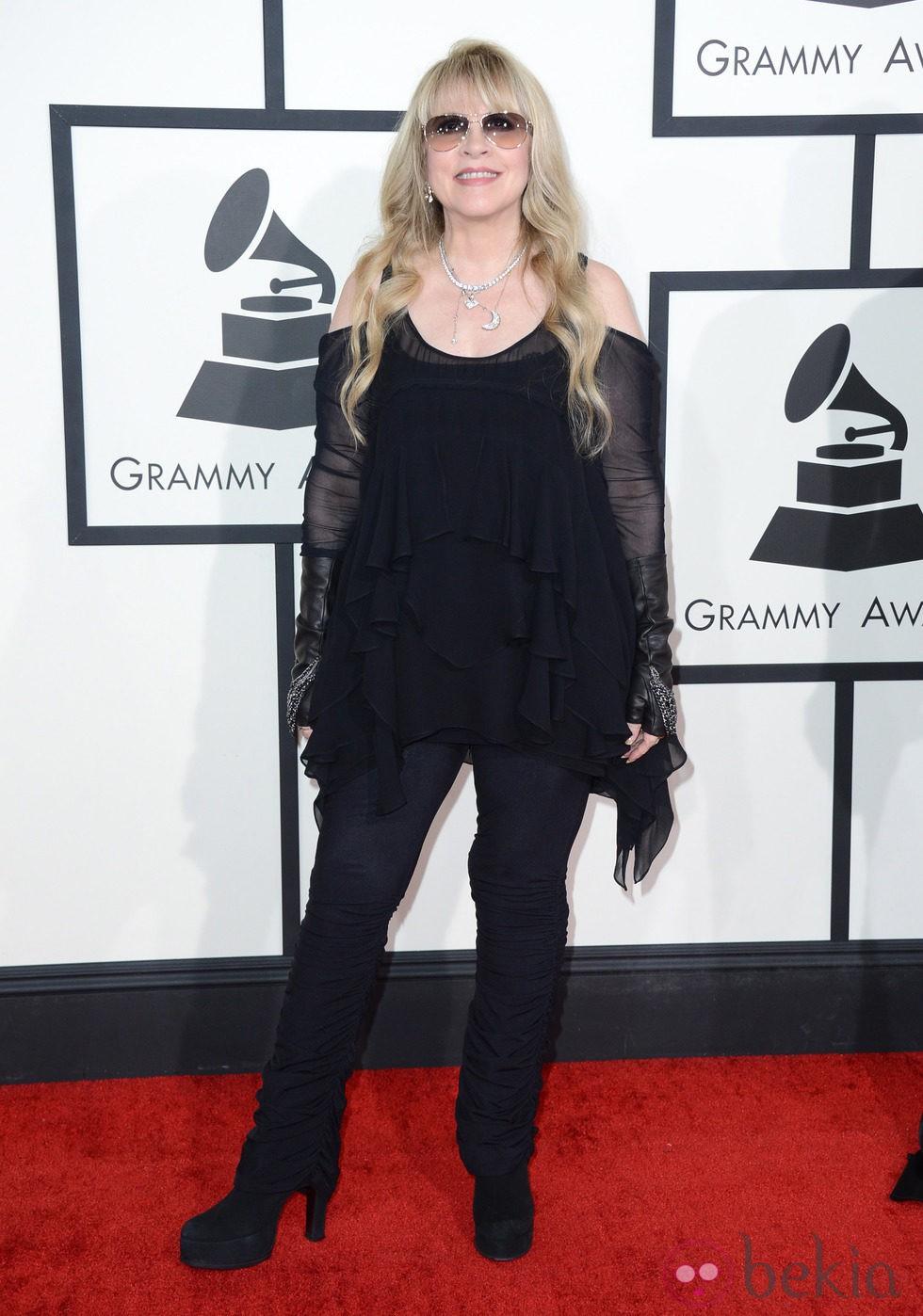 Stevie Nicks en los Grammy 2014