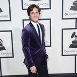 Diego Boneta en los Grammy 2014