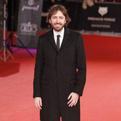 Daniel Sánchez Arévalo en la alfombra roja de los Premios Feroz 2014