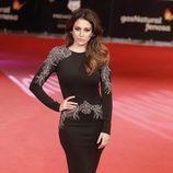 Blanca Suárez en la alfombra roja de los Premios Feroz 2014