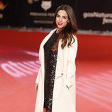 Alicia Rubio en la alfombra roja de los Premios Feroz 2014
