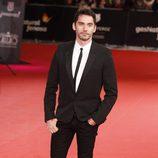Paco León en la alfombra roja de los Premios Feroz 2014